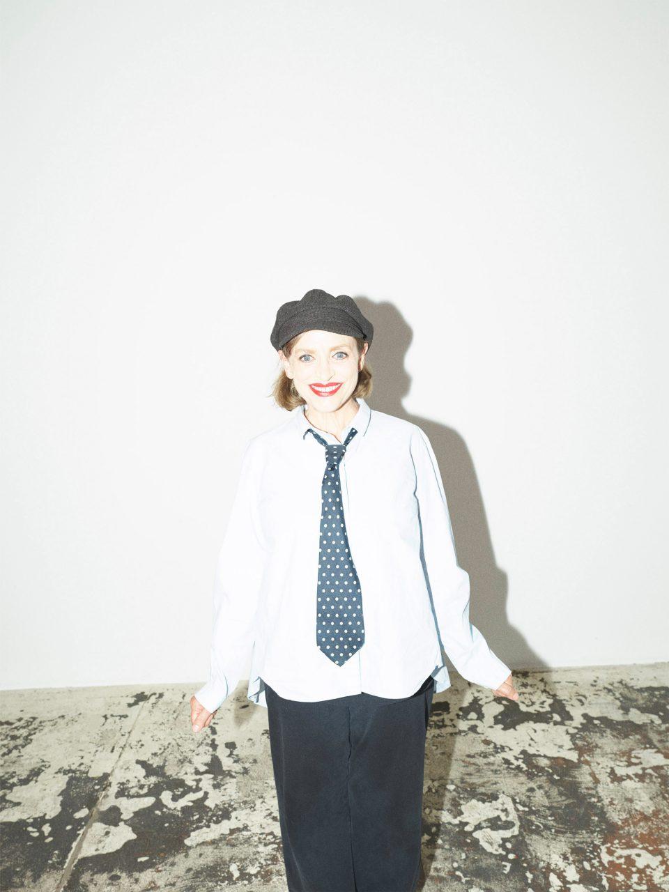 Katharina Thalbach, Vogue Germany 2019