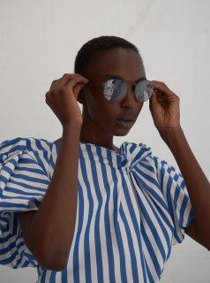 ODEEH SS21 x NEUBAU eyewear